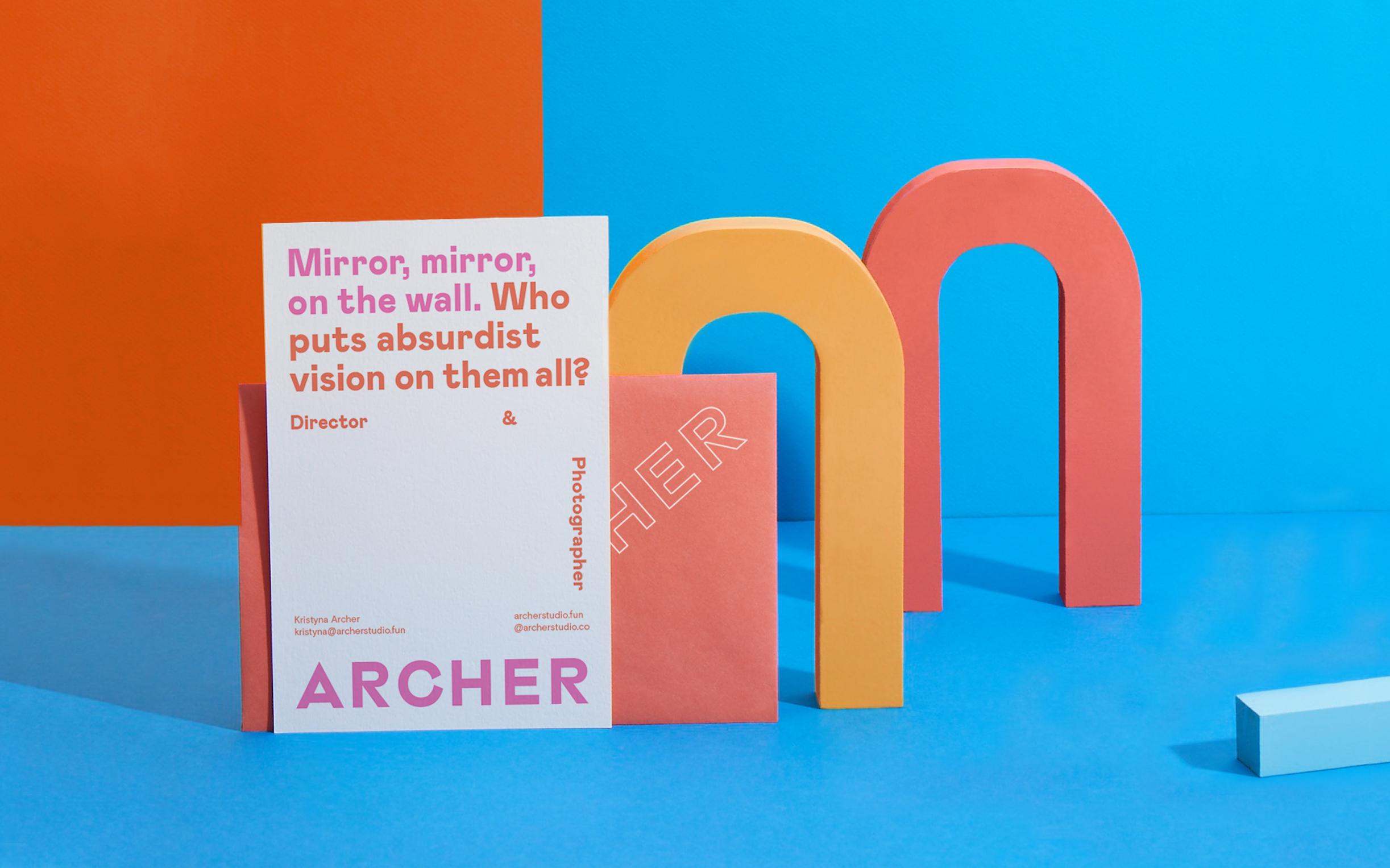 ArcherFlatCardEnvelope